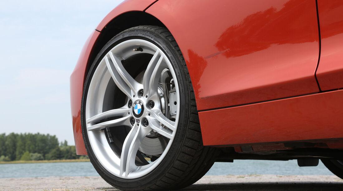 BMW Z4 s-Drive 35i, Rad, Felge, Bremse