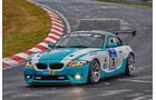 BMW Z4M - Startnummer: #76 -Bewerber/Fahrer: Heiko Hedemann, Kevin Warum, Guido Schuchert, Dirk Vleugels - Klasse: SP6