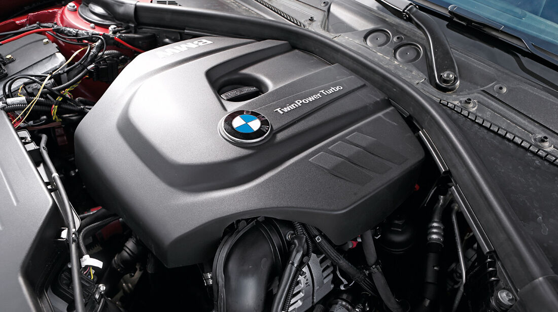 BMW Zweier Active Tourer, Motor