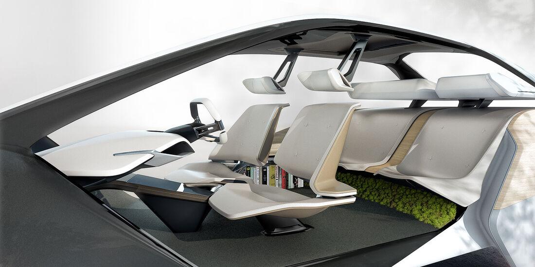 BMW i Inside Future CES 2016