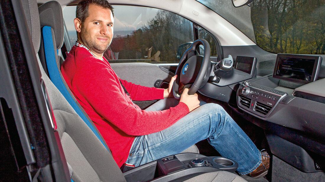 BMW i3, Lesererfahrungen, Dirk Raab