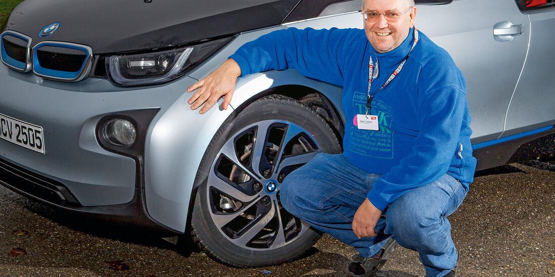 BMW i3, Lesererfahrungen, Rainer Kubbutat