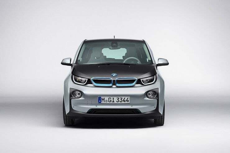 bmw i3 erste bilder vom elektro bmw auto motor und sport. Black Bedroom Furniture Sets. Home Design Ideas