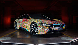 BMW i8 Futurism Edition von Garage Italia Customs