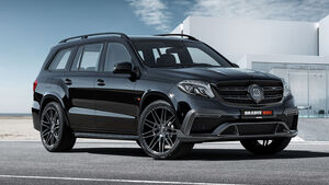 BRABUS 850 XL auf Basis Mercedes GLS