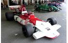 BRM P180 - Verrückte Formel 1-Ideen