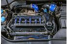 BTRS-VW Golf R32, Motor