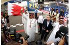 Bahrain 2012 - Kronprinz Scheich Salman bin Hamad Al Khalifa - Bernie Ecclestone - Jean Todt