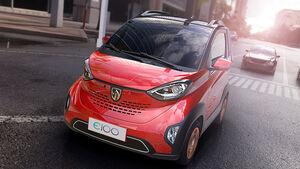 Baojun E100 Elektroauto