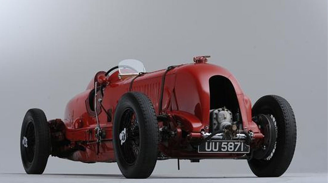 Bentley 4 1/2-Litre Supercharged Blower