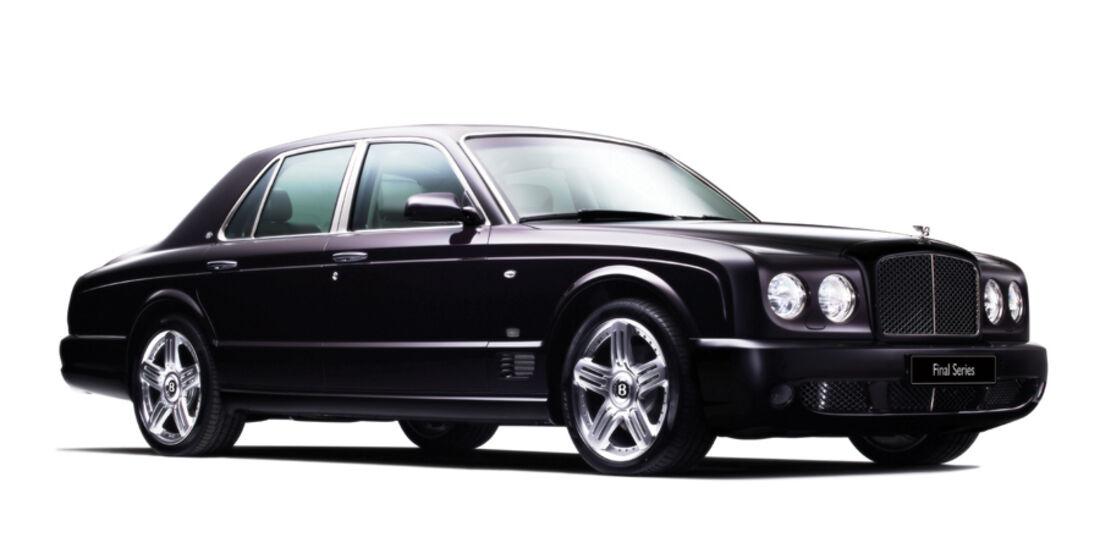 Bentley Arnage Final Series pg