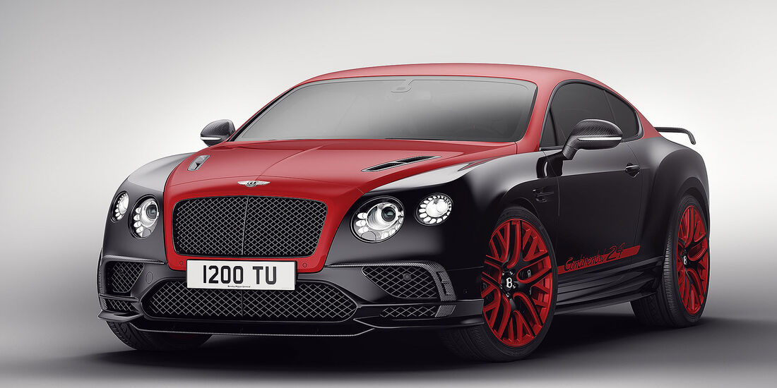 Bentley Continental 24 Sondermodell