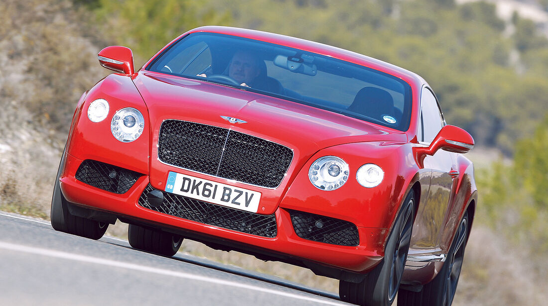 Bentley Continental GT, Motor Klassik Award 2013