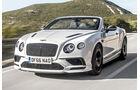 Bentley Continental GT Supersports Cabrio