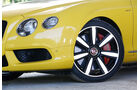 Bentley Continental GT V8 S, Rad, Felge