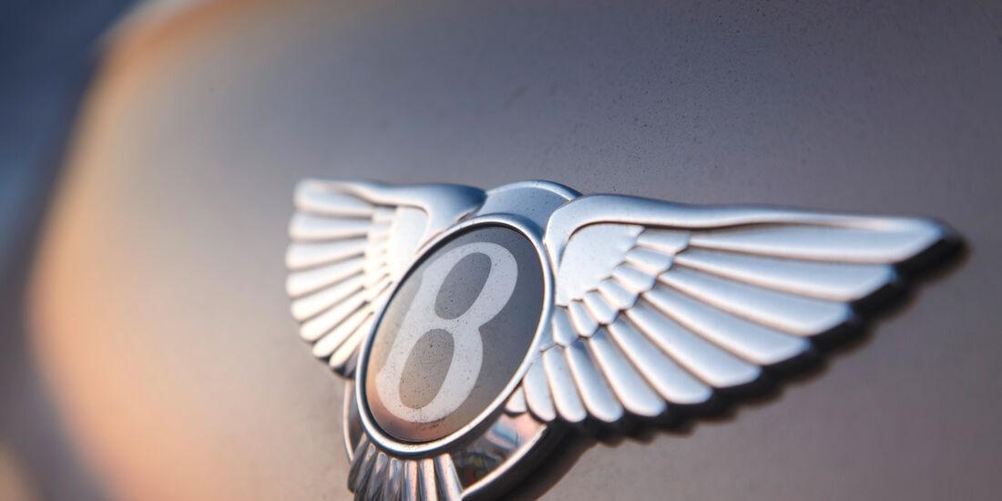 Bentley Continental GTC Speed, Emblem