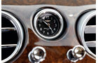 Bentley Continental GTC, Uhr, Breitling