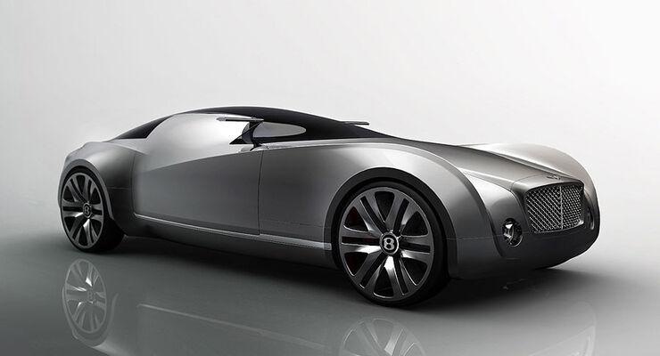 Bentley Designstudie