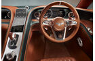 Bentley EXP 10 Speed 6 - Innenraum - Conceptcar - Studie - Sportwagen - 02/15