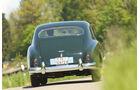 Bentley MK VI Cresta, Heckansicht