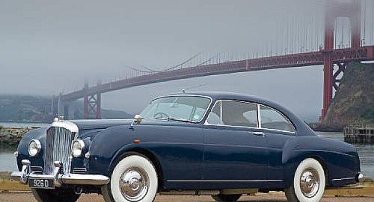 Bentley S1 Continental Sports Saloon -Seitenansicht