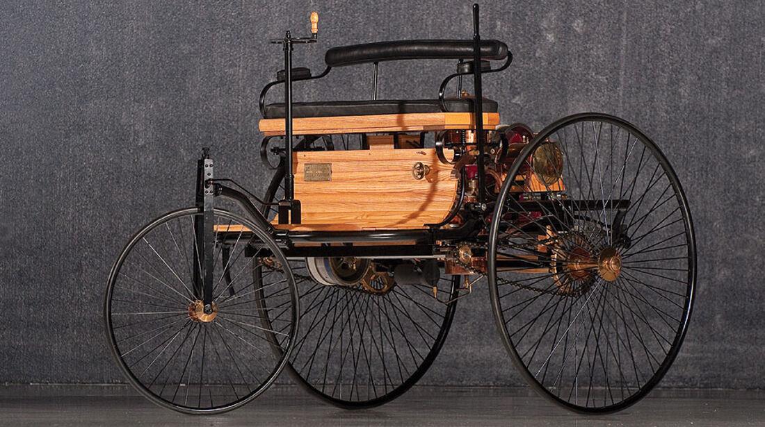Benz Patent Motor-Wagen Replica