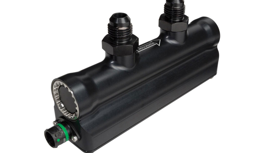 Benzinfluss-Sensor - Fuel Flow Meter - Gill Sensors - F1 2014