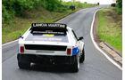 Bergmeisterschaft, Lancia, Heckansicht