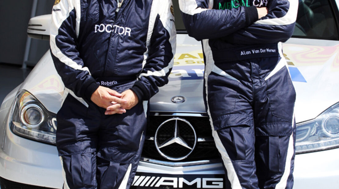 Bernd Mayländer - Formel 1 - GP Ungarn 2013