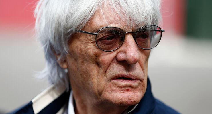 Bernie Ecclestone - 2013