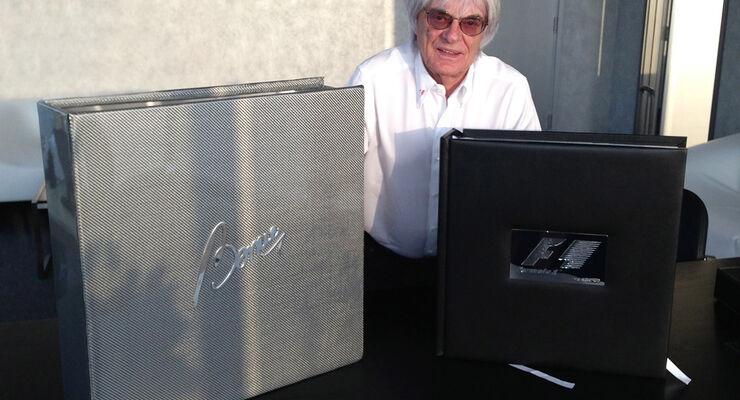 Bernie Ecclestone, F1-Buch