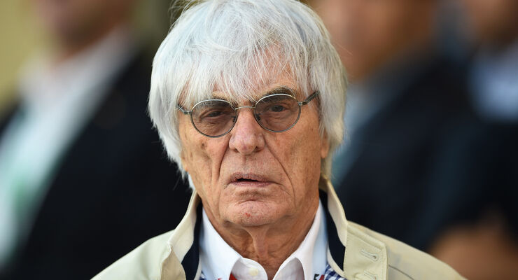 Bernie Ecclestone - Formel 1 - 2016