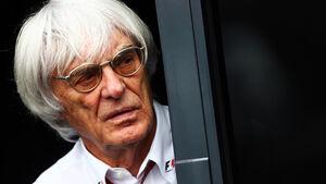 Bernie Ecclestone - Formel 1 - GP Deutschland - 5. Juli 2013