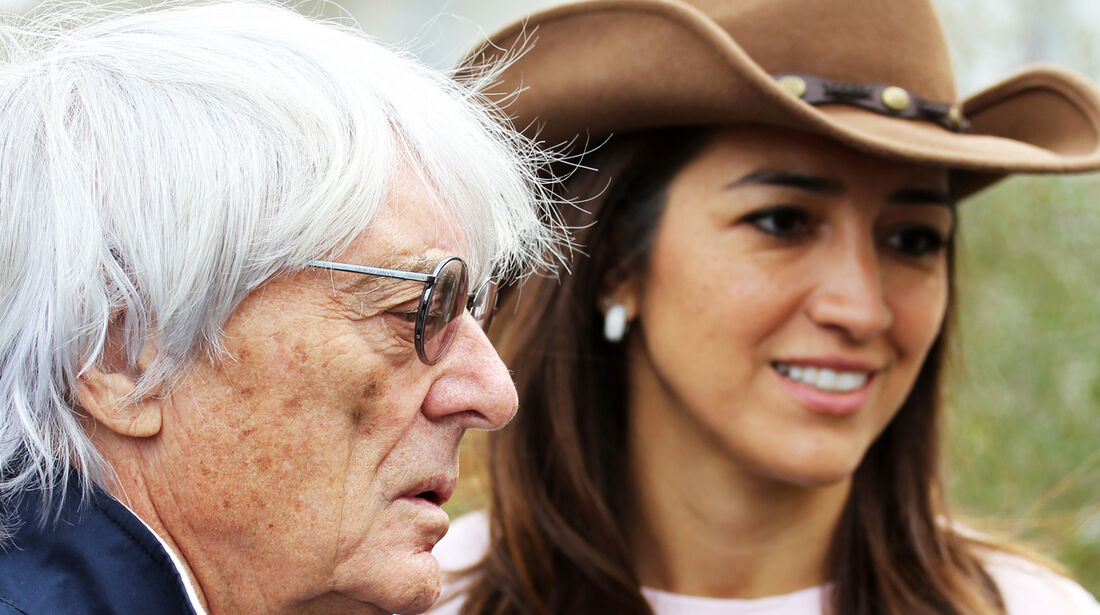 Bernie Ecclestone - Formel 1 - GP USA - 14. November 2013