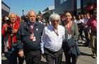 Bernie Ecclestone - GP Italien - Monza - Qualifying - 5.9.2015