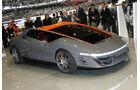 Bertone Nuccio Genf Studie Concept 2012