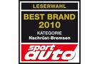 Best Brand 2010 Nachrüst-Bremsen Logo