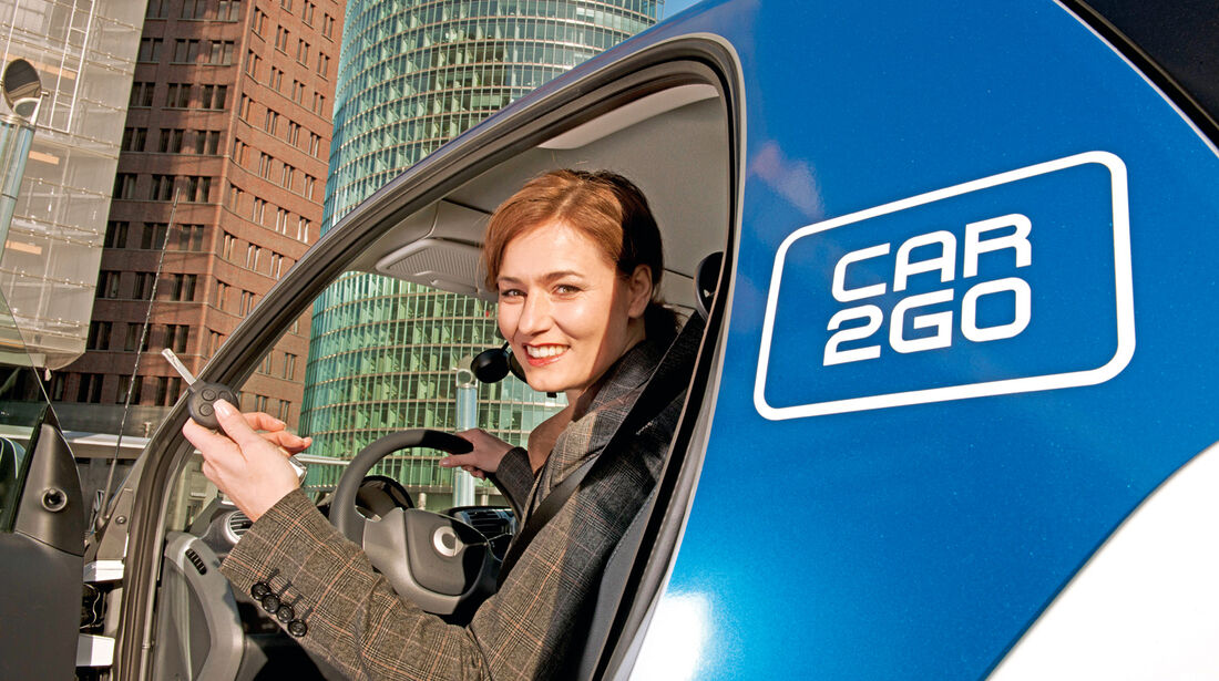 Best Brands 2014, Carsharing, Car2Go