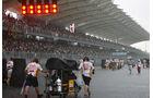 Bild des Tages GP Malaysia 2009 im Regen