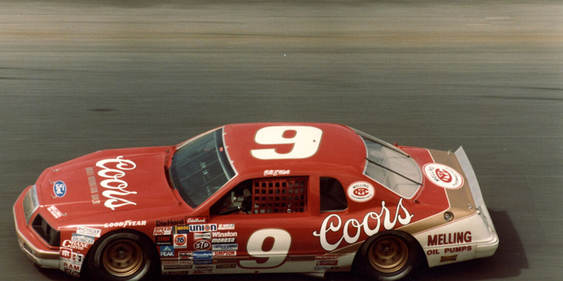 Bill Elliott Nascar 1988