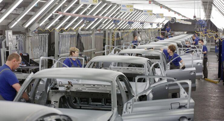 Bislang hat der VW-Konzern die Spekulationen um ein mögliches Werk in Thailand nicht bestätigt.