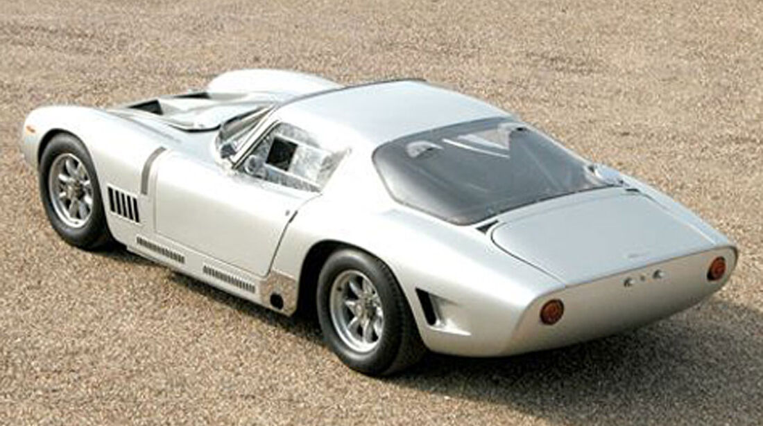 Bizzarrini 5300 Ex-Giotto Bizzarrini Competitzione Berlinetta