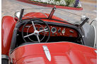 Blick in das Cockpit des  Mercedes-Benz 150 Sport Roadster