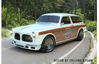 Bo Zolland Design Volvo Amazon Custom Wagon