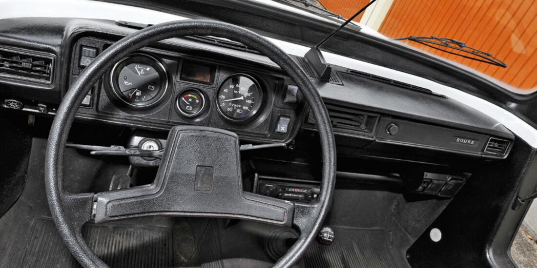 Bohse Euro-Star Strandwagen, Lenkrad