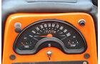 Bond Bug 700, Tacho