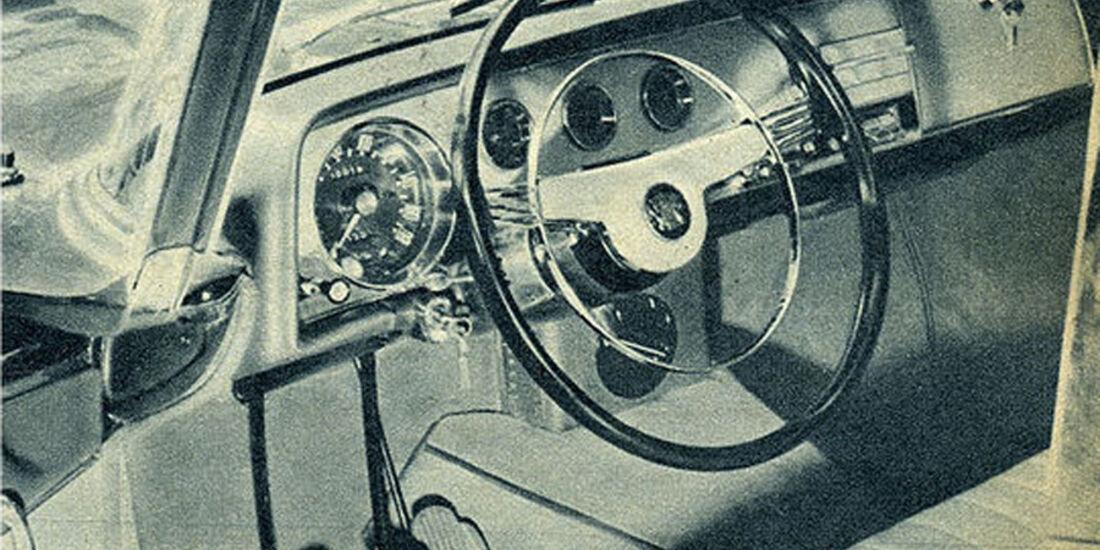 Borgward, IAA 1959