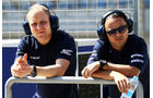 Bottas & Massa - Williams - Bahrain - Formel 1 Test - 2014