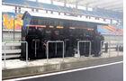 Boxengasse GP Türkei 2011