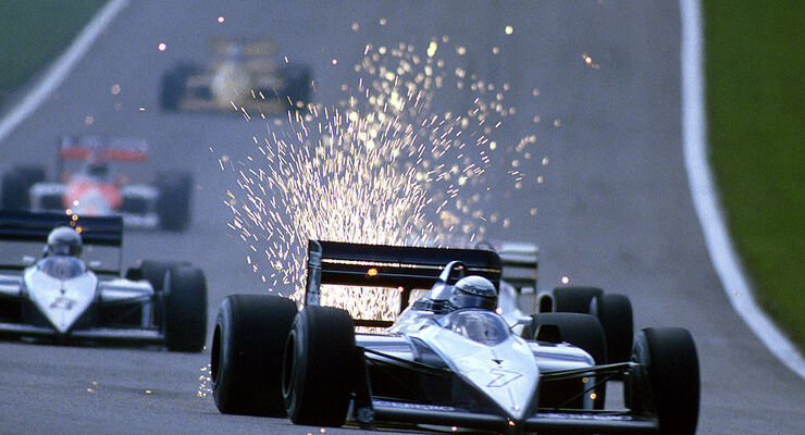 Brabham-BMW BT56 Turbo